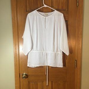 Michael Kors blouse tunic